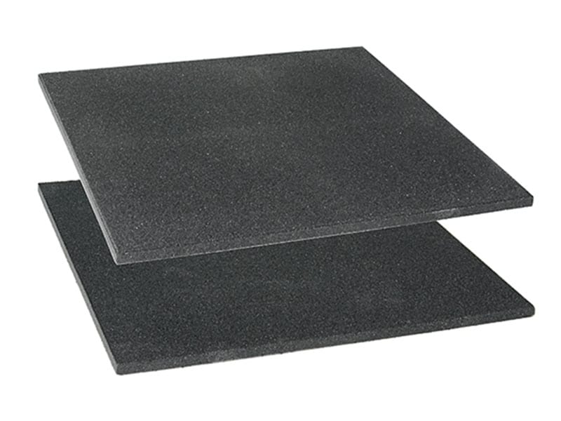 Indoor elastic rubber tile ALIN