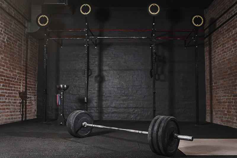 Gummimatten für Sport und Fitness